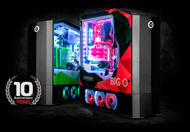 Origin PC 10th aniversario in4 noticias