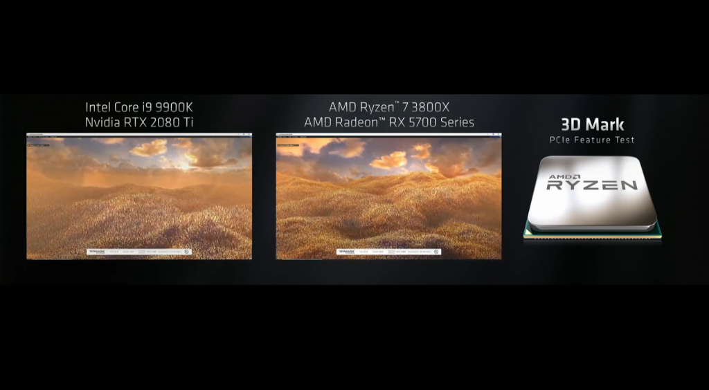 Ryzen -5 - 3000 3600X 3700X 3800X 7nm Zen2 Computex 2019 historica conferencia Lisa Su AMD in4 noticias granada